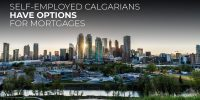 Mortgages for self-employed Calgarians (guide)